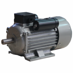 MOTOR IMATESA MONOFASICO 1HP (0.75KW) 2 POLOS YC80C-2