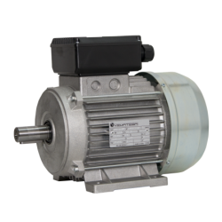 MOTOR VEMAT MONOFASICO  0.25HP (0.18KW) 2P VMB63A